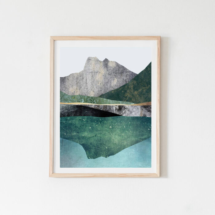 Higher Ground, Scandinavian mountain art
